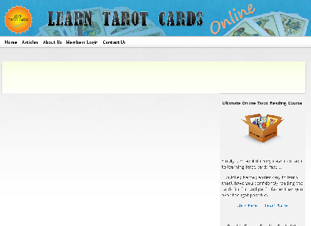 Ultimate Online Tarot Reading Course Coupon Code