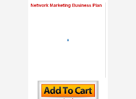 Network Marketing Business Plan Coupon Code