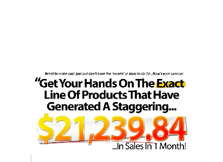 HotResellerDeals- 7 Ready-Made Offers Coupon Code