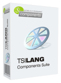 TsiLang Components Suite Binary Only Coupon Codes