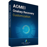 AOMEI OneKey Recovery Customization Coupon Codes