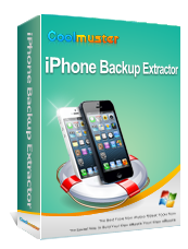 Coolmuster iPhone Backup Extractor Coupon Codes