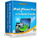 Coolmuster iPad iPhone iPod to Computer Transfer Coupon Codes
