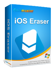 Coolmuster iOS Eraser - 1 Year License(16-20PCs) discount coupon