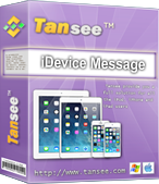 Tansee iOS Message Transfer Coupon Codes
