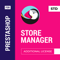 Store Manager for PrestaShop Standard Coupon Codes