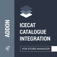 ICEcat Product Catalogue Integration (Store Manager Addon) coupon code
