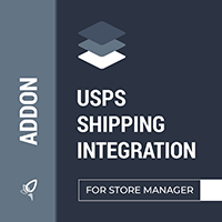 USPS Shipping Integration (Store Manager Addon) coupon code