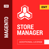 Store Manager for Magento Enterprise, Additional License coupon