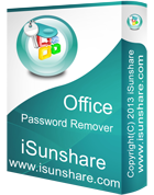 iSunshare Office Password Remover coupon code