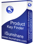 iSunshare Product Key Finder Coupon Codes