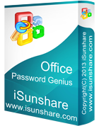 iSunshare Office Password Genius Coupon Codes