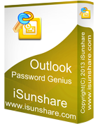 iSunshare Outlook Password Genius Coupon Codes