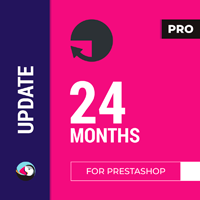 Store Manager for PrestaShop PRO Updates - 24 months discount code