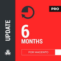 Store Manager for Magento PRO Updates - 6 months discount coupon