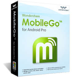 Wondershare MobileGo Coupon Codes