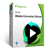 iSkysoft iMedia Converter Deluxe for Mac Coupon Codes