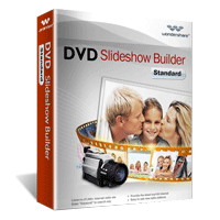 Wondershare DVD Slideshow Builder Standard for Windows Coupon Codes