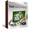 Wondershare Flash Gallery Factory Deluxe for Windows Coupon Codes