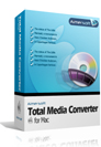 Aimersoft Total Media Converter for Mac Coupon Codes